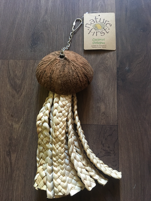 Coconut Nature First Octopus Toy