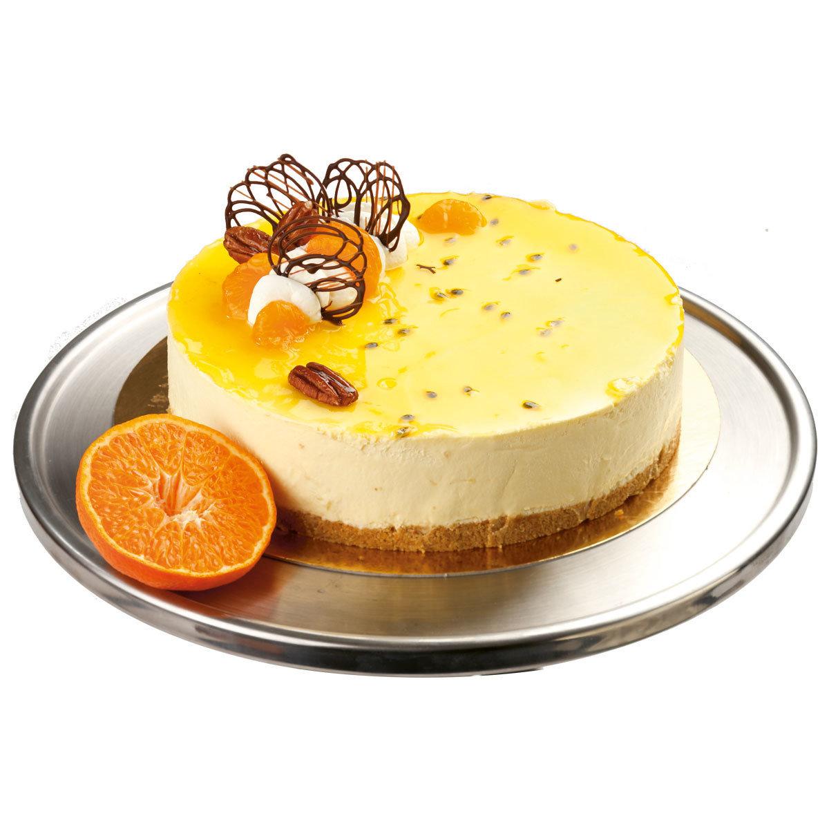 Mango-passionjuustokakku bakery009