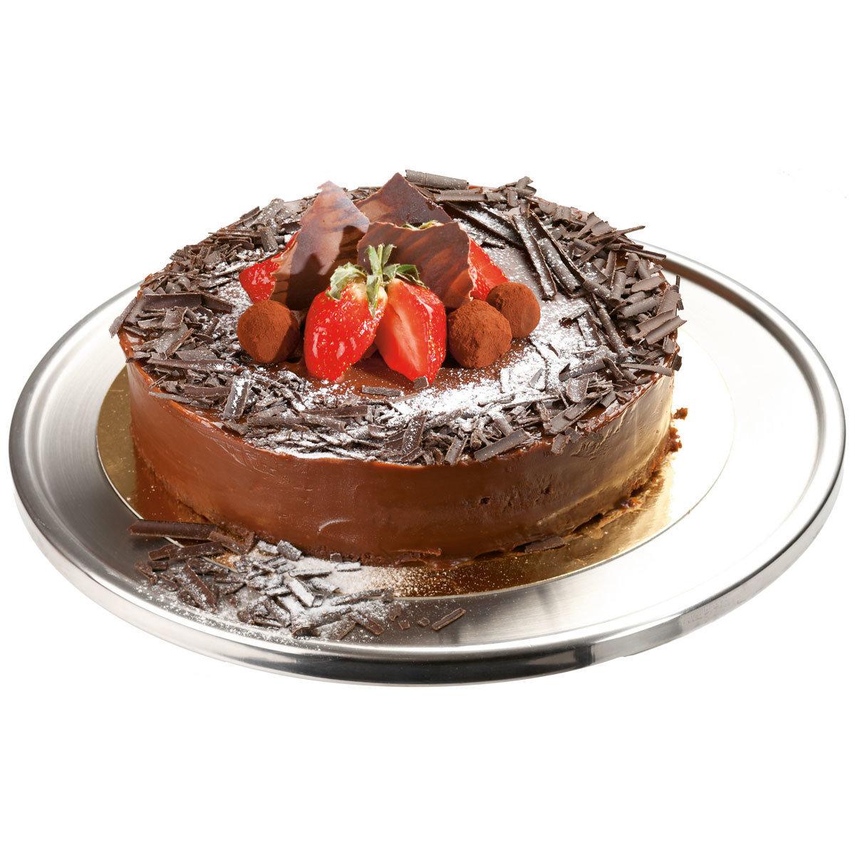 Suklaatryffelikakku bakery014