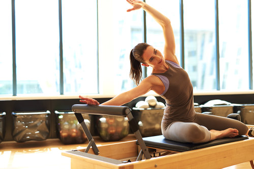 Pilates Eight 30-Minute Strength-Tone Sessions