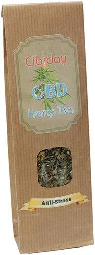 Cibiday - CBD Anti Stress Hanf Tee 8719244990771