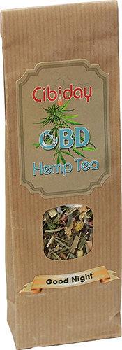 Cibiday - CBD Good Night Hanf Tee Pack 8719244990795