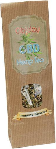 Cibiday - CBD Immune Booster Hanf Tee 8719244991037
