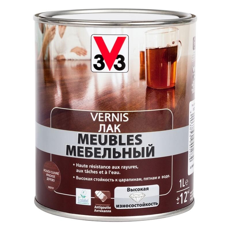 Лак для мебели V33 Vernis