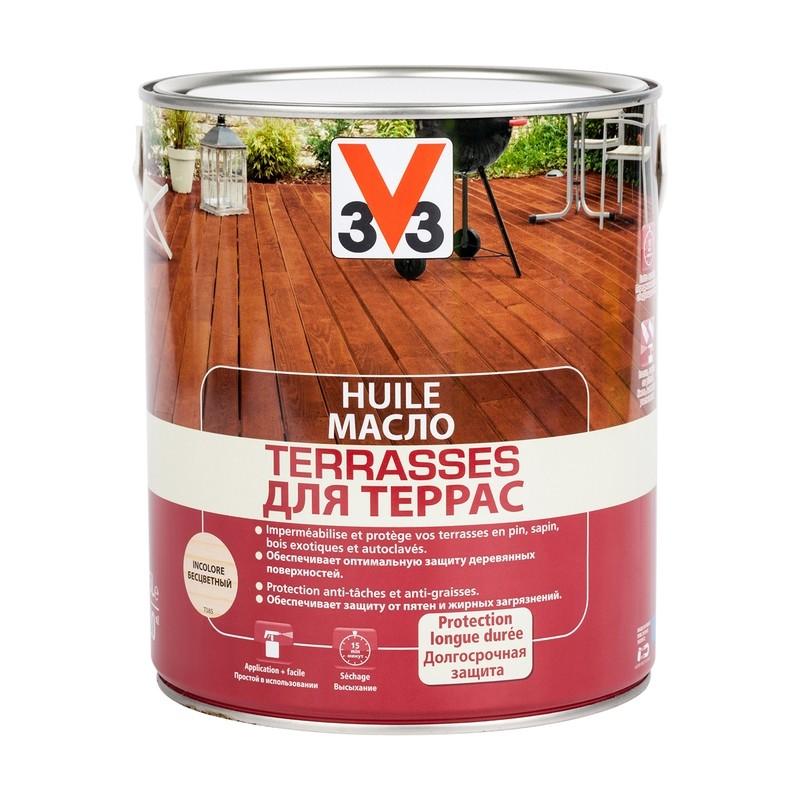 МАСЛО ДЛЯ ТЕРРАС V33