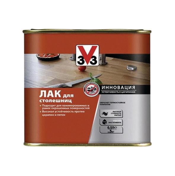 ЛАК ДЛЯ СТОЛЕШНИЦ V33