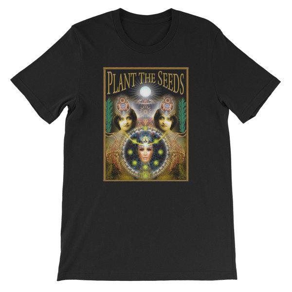 Plant the Seeds Short-Sleeve Unisex T-Shirt