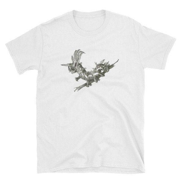 Caterpillar Short-Sleeve Unisex T-Shirt