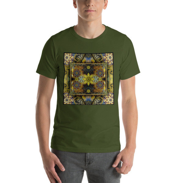 Newartz Short-Sleeve Unisex T-Shirt
