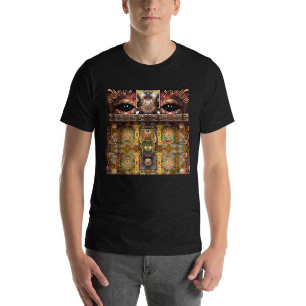 Newartz Dark Short-Sleeve Unisex T-Shirt