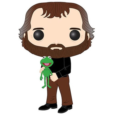 Muppets Jim Henson with Kermit Pop! Vinyl Figure: