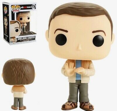 Pre Order Big Bang Theory Sheldon Pop! Vinyl Figure