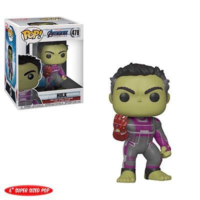 """!Pre Order! MARVEL'S AVENGERS: ENDGAME 6"""" Hulk W Infinity Gauntlet"""