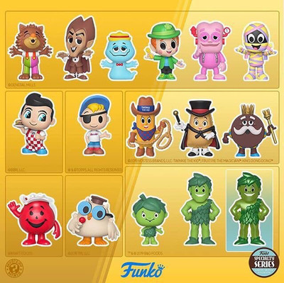 COMING SOON: Specialty Series MYSTERY MINI AD ICONS (Case Only)