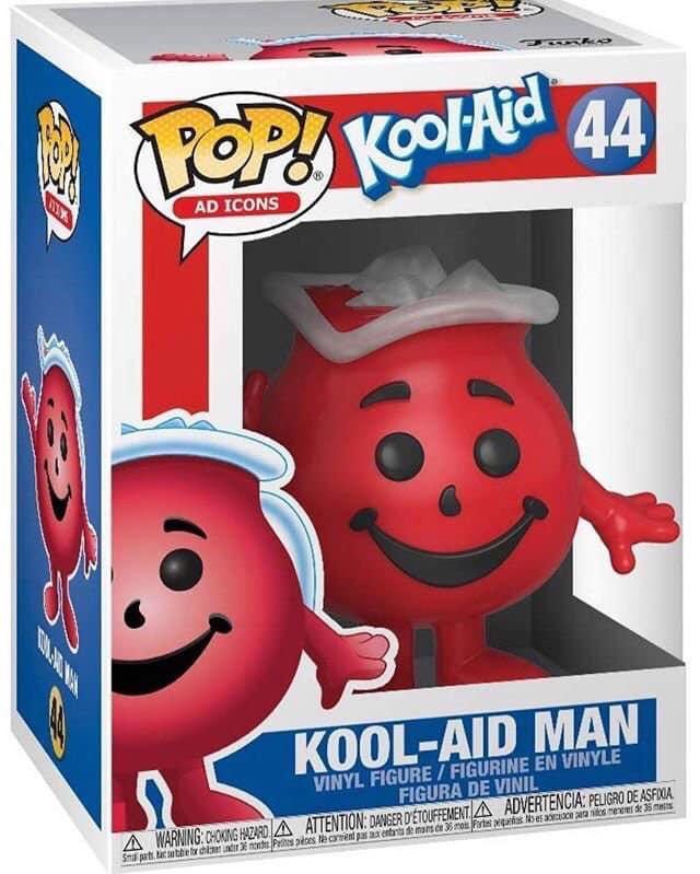 Funko Pop! Ad Icons Kool-Aid Man Pre-Order