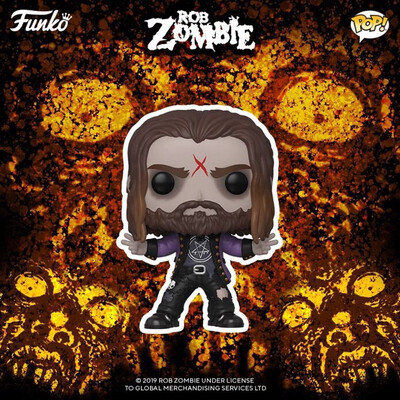 POP! POCKS - ROB ZOMBIE