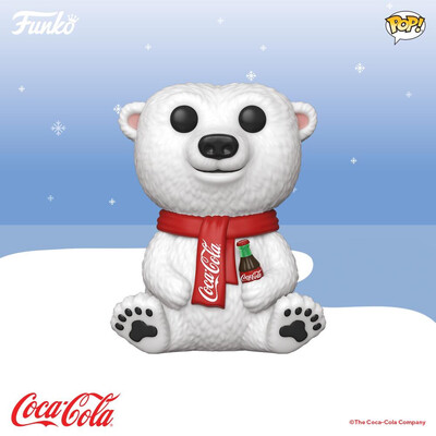 Coca-Cola Polar Bear Pop! Vinyl Figure Pre Order