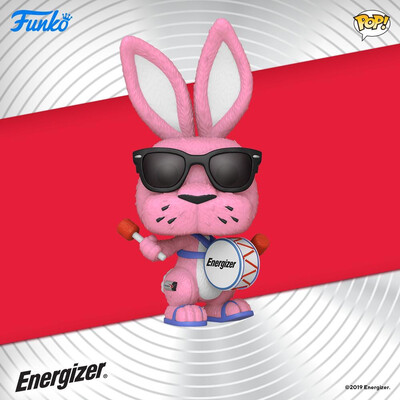 POP! AD ICONS - ENERGIZER BUNNY PRE ORDER