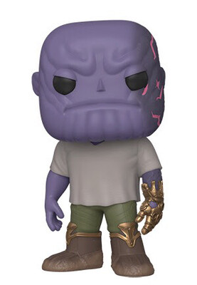 Avengers: Endgame Casual Thanos Pop! Vinyl Figure: Pre Order