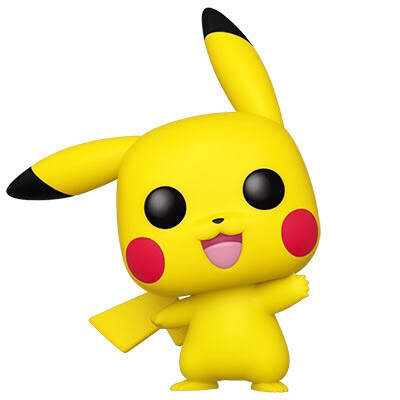 COMING SOON: POP! GAMES - POKÉMON Pikachu