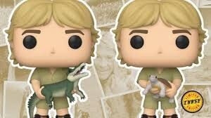 Steve Irwin Funko Chase And Common Set Special order
