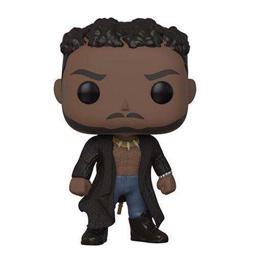 Black Panther Erik Killmonger with Scar Funko Pop!