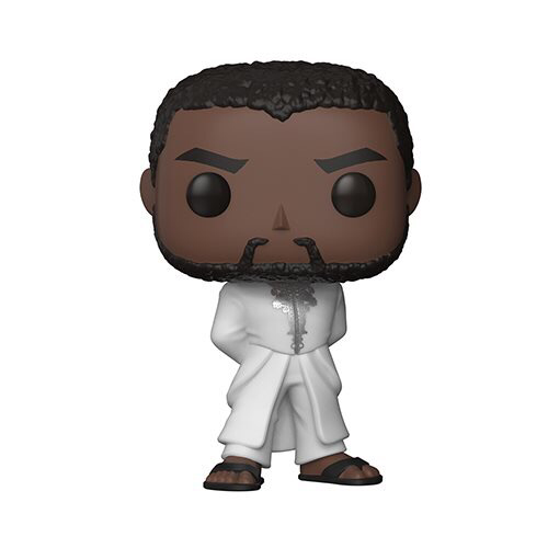 Black Panther in White Robe Funko Pop!