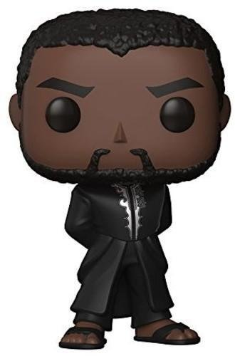 Black Panther: T'Challa In Black Robe