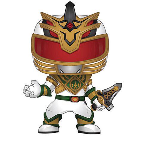 !!Pre Order Now!! Power Rangers Lord Drakkon Pop! Vinyl Figure Available February 2019