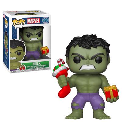 Pre Order Pop! Marvel Holiday Hulk