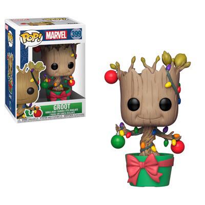 Pre Order Pop! Marvel Holiday Groot!!