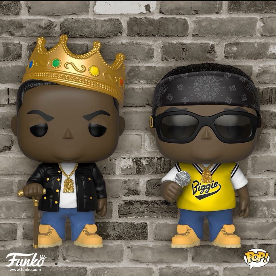 Pre Order Notorious B.I.G Set of 2