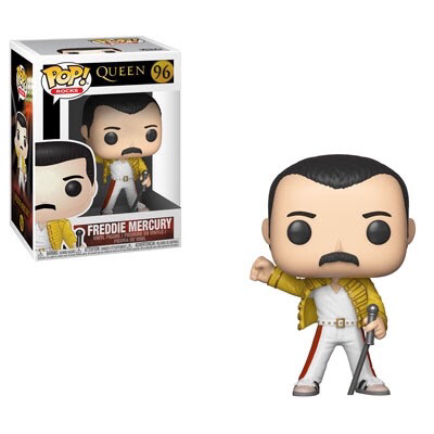 Pop! Rocks: Queen Freddie Mercury