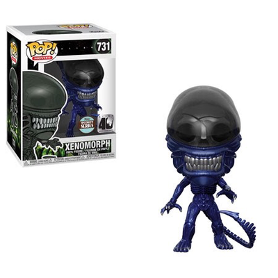 Pre Order Funko Specialty Series Xenomorph (Blue Metallic) Pop Figure (march)