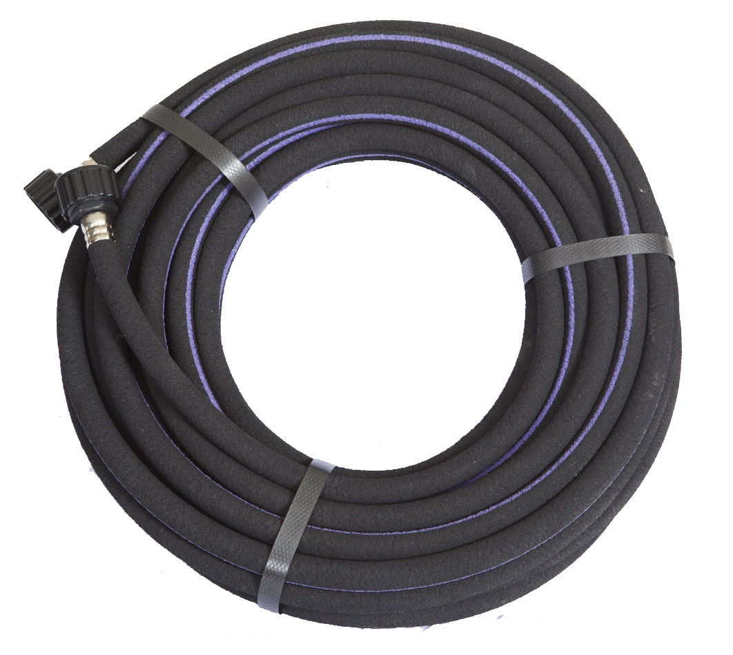 Soaker hose 50' male and female ends