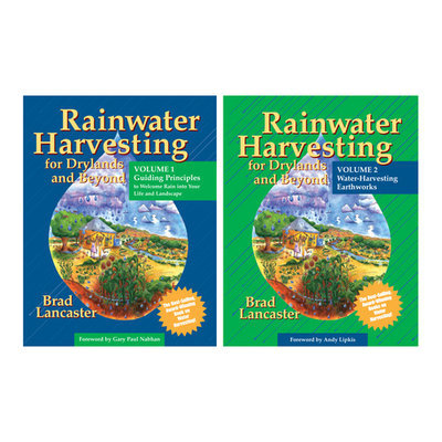 Rainwater Harvesting for Drylands and Beyond - Book 1 only