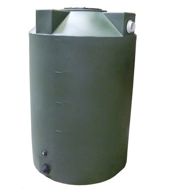 500 Gallon Rain Harvesting Tank with SunShield®
