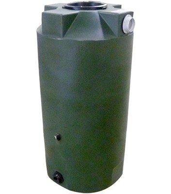 150 Gallon Rain Harvesting Tank with SunShield®