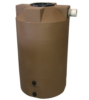125 Gallon Rain Harvesting Tank with SunShield®