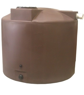 1000 Gallon Rain Harvesting Tank