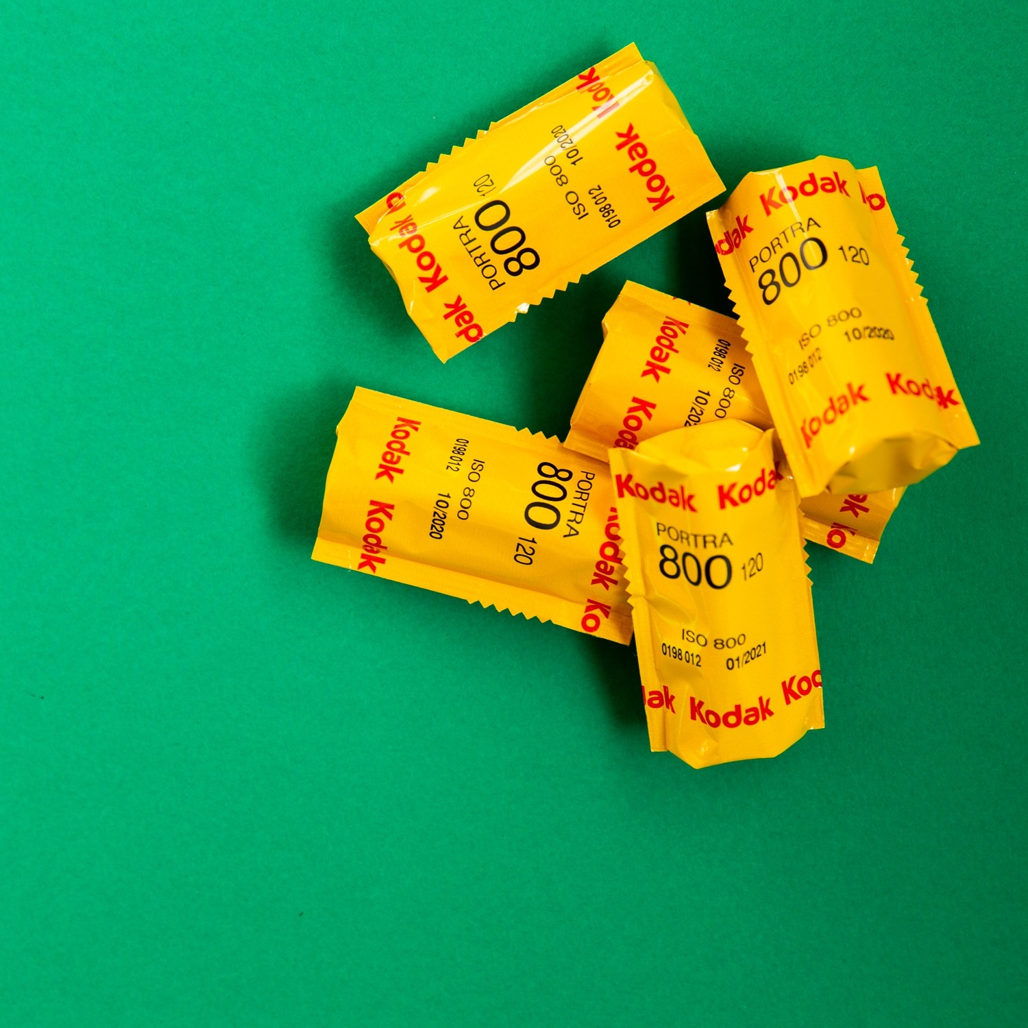 Kodak Portra 800 120 - From $8.50 a Roll!