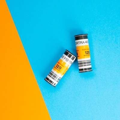 Kodak Portra 400 120 - From $6.70 a Roll!