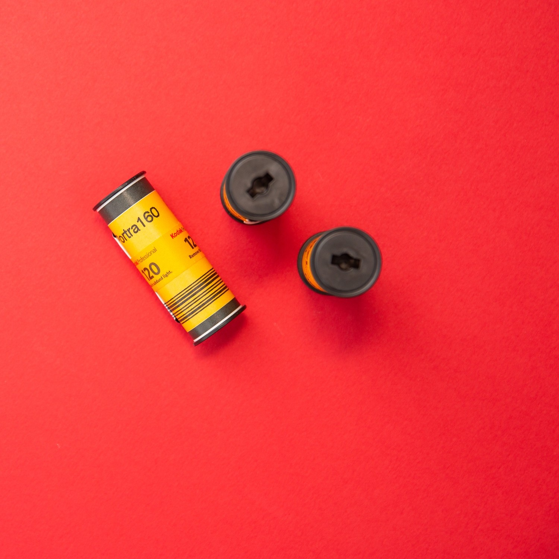 Kodak Portra 160 120 - From $6.75 a Roll!