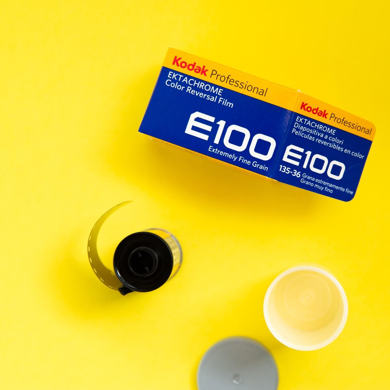 Kodak Ektachrome 35mm 36exp E-6 - From $11.70 a Roll!