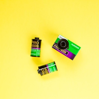 Fuji 400H 35mm 36 Exposures -  From $8.80 a Roll!