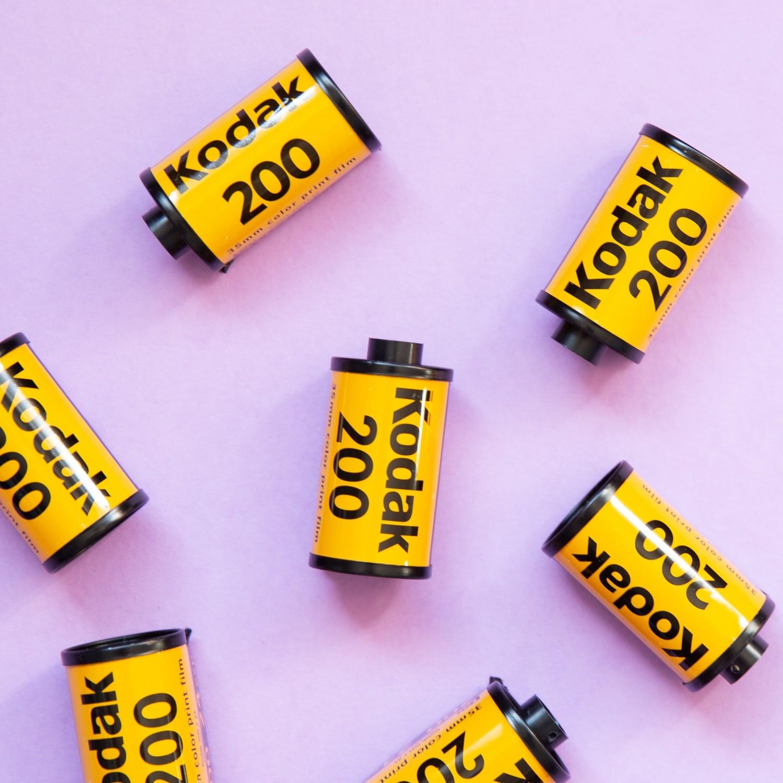 Kodak Gold 200 35mm 36 exp
