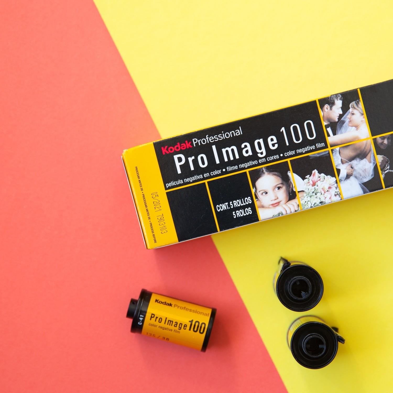 Kodak Pro Image 100 35mm 36 exp