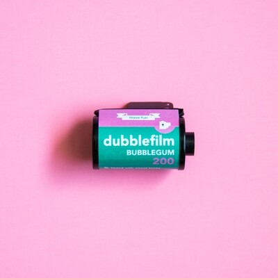 Dubble Film - Bubblegum 35mm 36exp
