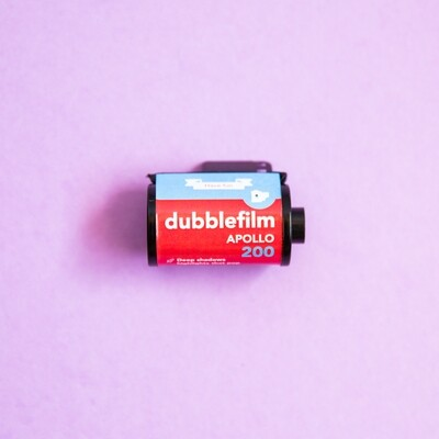 Dubble Film - Apollo 35mm 36exp