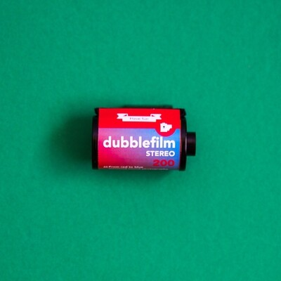 Dubble Film - Stereo 35mm 36exp